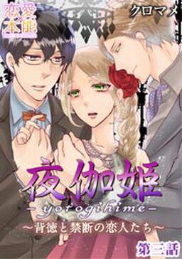 夜伽姫~背徳と禁断の恋人たち~ 3