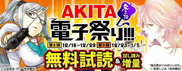 AKITA電子祭り 冬の陣 第8弾q