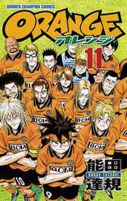 オレンジ 11